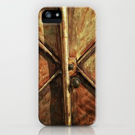 Pátina iPhone Case