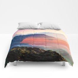 Sunrise Grandeur #society6 #decor #buyart Comforters