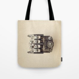 the Forgotten Workshop series- Switch 1 Tote Bag