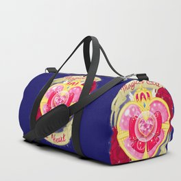Magical Girl At Heart Duffle Bag