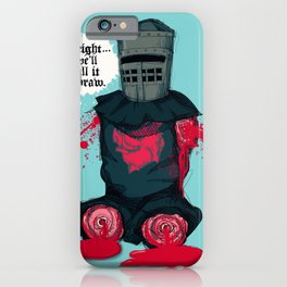 The Black Knight 2 iPhone Case