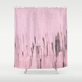 Abstract fourteen Shower Curtain