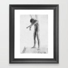 Standing Ludvik Framed Art Print