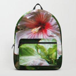 Hawaiian Flower Backpack
