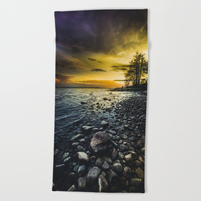Aureus Beach Towel