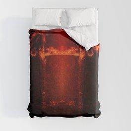 Sacred Fire Duvet Cover