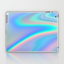 Hologrm River Abstract Art Laptop & iPad Skin
