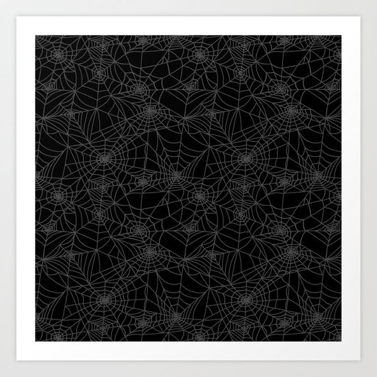 Dead of Night Cobwebs by thewellingtonboot