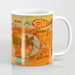 II VII digitized Coffee Mug
