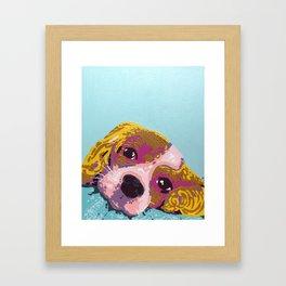 Cavalier Framed Art Print