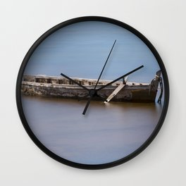 Past its best. Wall Clock