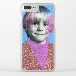 Kurt Series 003 Clear iPhone Case