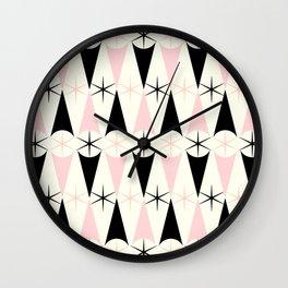 Harlequin Starburst Wall Clock