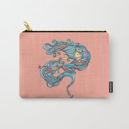 The girl and the lighthouse Carry-All Pouch