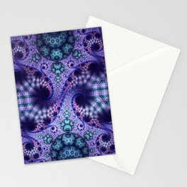 A never ending visual journey Stationery Cards