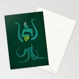 I love mutants Stationery Cards