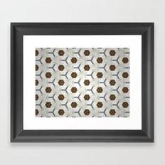 Kaleidoscope 005 Framed Art Print