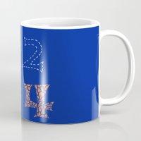 minimalism Mugs featuring Fantasic Minimalism  by Jonah Makes Artstuff