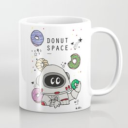 DONUT SPACE 001 Coffee Mug