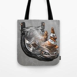 Urban Rhino Tote Bag