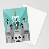 Castle Grayskull Stationery Cards