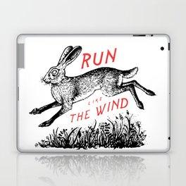 Run Like The Wind Laptop & iPad Skin