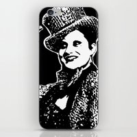 rocky horror iPhone & iPod Skins featuring Columbia (Rocky Horror Picture Show) by Blake Lee Ferguson