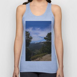 Rocky Mountain National Park View Unisex Tank Top