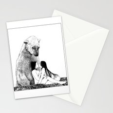 asc 247 - Le grand frère (The elder brother) Stationery Cards