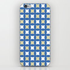 Floor tile 4 iPhone & iPod Skin
