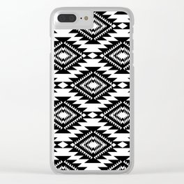 Out West Clear iPhone Case
