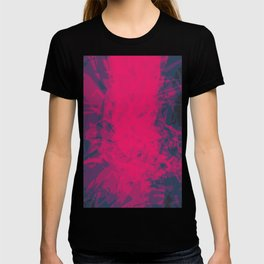 Shattered Purple T-shirt