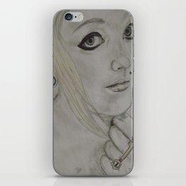 Scene Girl - Krista Rae iPhone Skin