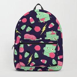 Frankenstein Monster Bubblegum Backpack