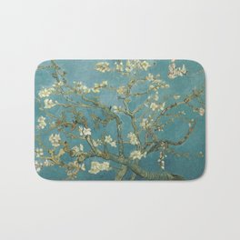 Almond Blossom - Vincent Van Gogh Bath Mat