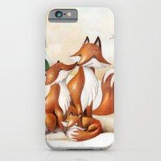 Foxes Slim Case iPhone 6s