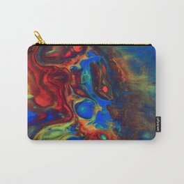 Explotion of colours Carry-All Pouch
