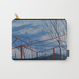 Interruptions Carry-All Pouch