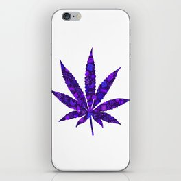 Cannabis Rainbow Design (54) iPhone Skin