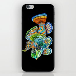 Mandarinfish iPhone Skin
