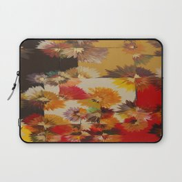 Fall Blossom Query Laptop Sleeve