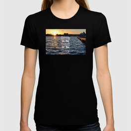 Sittin on the Dock of the Bay T-shirt