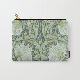 William Morris, Art nouveau pattern, beautiful art work, fabric pattern, belle époque,victorian,flor Carry-All Pouch