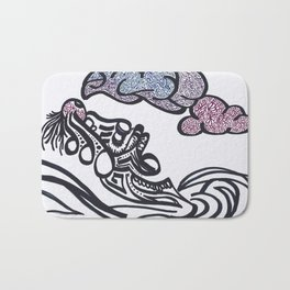 your thoughts, physically Bath Mat