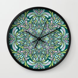 Stockholm Wall Clock