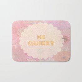 Be Quirky Bath Mat