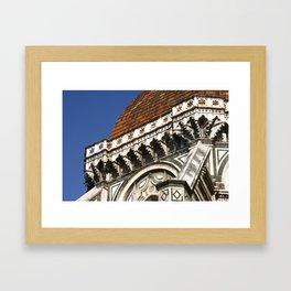 Cupolone Framed Art Print