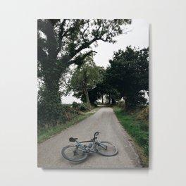 cycling wild Metal Print