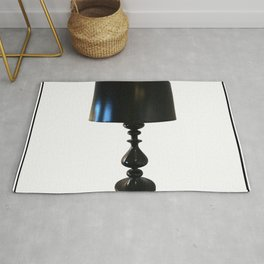 chic lamp b&w collection Rug