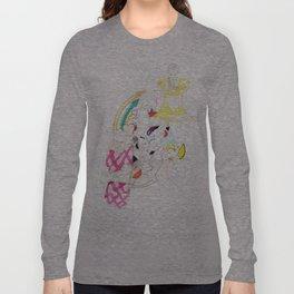 Whe love Fashion 3 Long Sleeve T-shirt